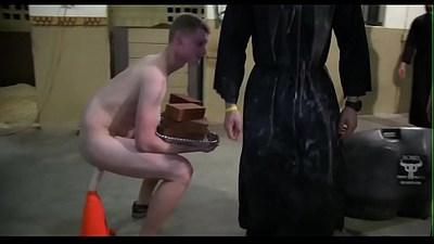 Gay boy massage clip scene