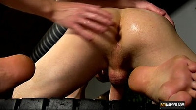 New Boy Fucked And Pissed