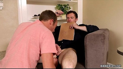 Shy dude gets banged while on a therapy
