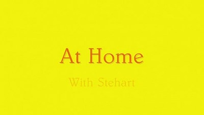 At Home With Stehart