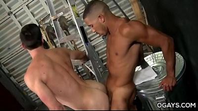 Interracial Gay Intercourse