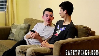 Connor Jacobs has threesome with his hung butt buddies