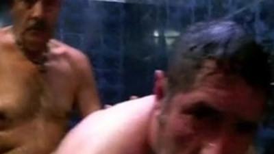 spy video sauna