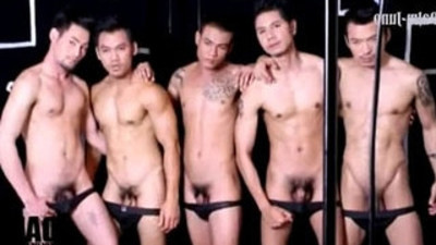 Dark Asian Model