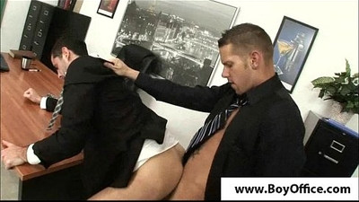 Office anal drill