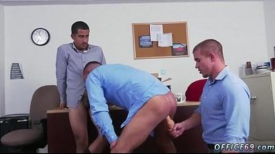 Middle aged male gay porn star Earn That Bonus