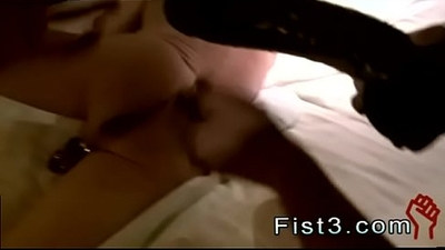 movies that shows gays having sex Pig Takes Two Fists In His Hole