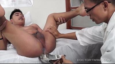 Kinky Medical Fetish Asians Nathan and Argie
