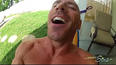Pool Side Hammock Solo Johnny Sins